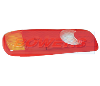 Rear Combination Tail Lamp/Light Lens For DAF LF/Nissan Cabstar/Renault Mascott & Midlum (Eclipse/Footprint/Teardrop Style) BOW9988065