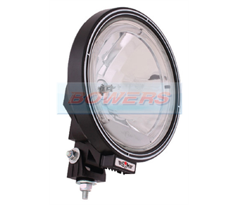 "Sim 3227 9"" Round Spot/Driving Lamp/Light With Angel Eye LED Side/Position Light 1.3227.1000004"