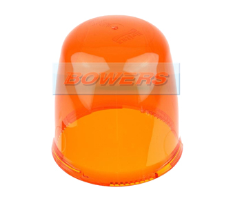 Britax 10438.00 Replacement Amber Beacon Lens
