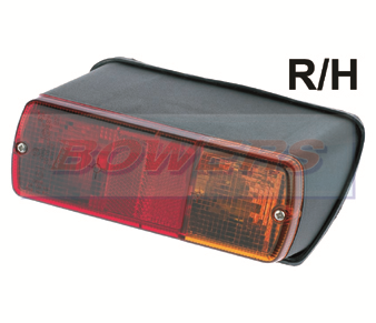 Britax 9059.00 Right Hand Rear Lamp