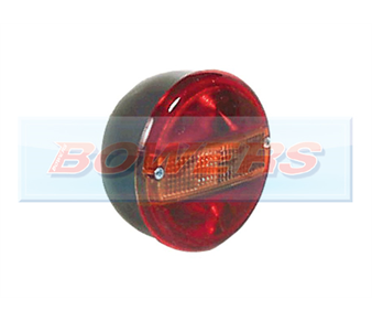Universal Rear Combination Hamburger/Cheeseburger Lamp/Light Without Number Plate Light BOW9991002