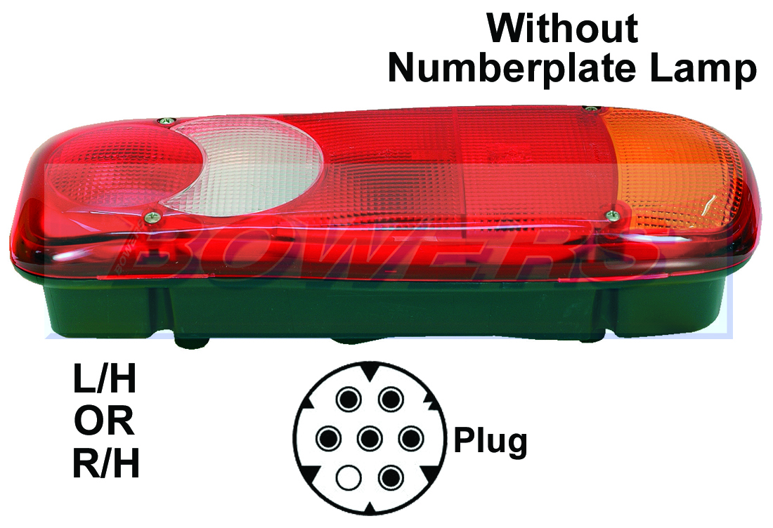 genuine vignal 052500 lc5 rear combination tail lamp light lens genuine vignal 152180 lc5 rear combination tail lamp light unit for daf lf nissan cabstar