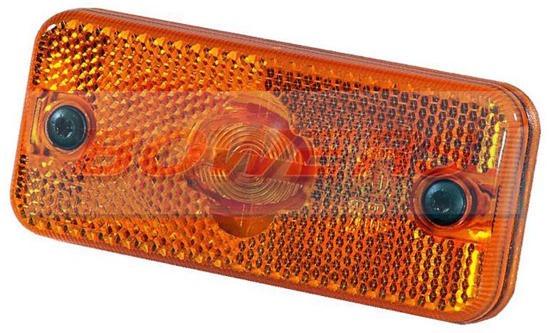 Genuine Vignal Fpl93 Amber Side Marker Lamp Light