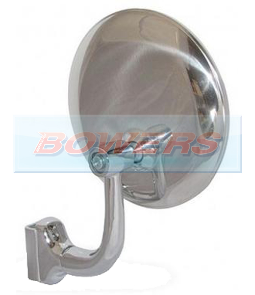 4 Quot Inch Clamp On Stainless Steel Round Overtaking Peep