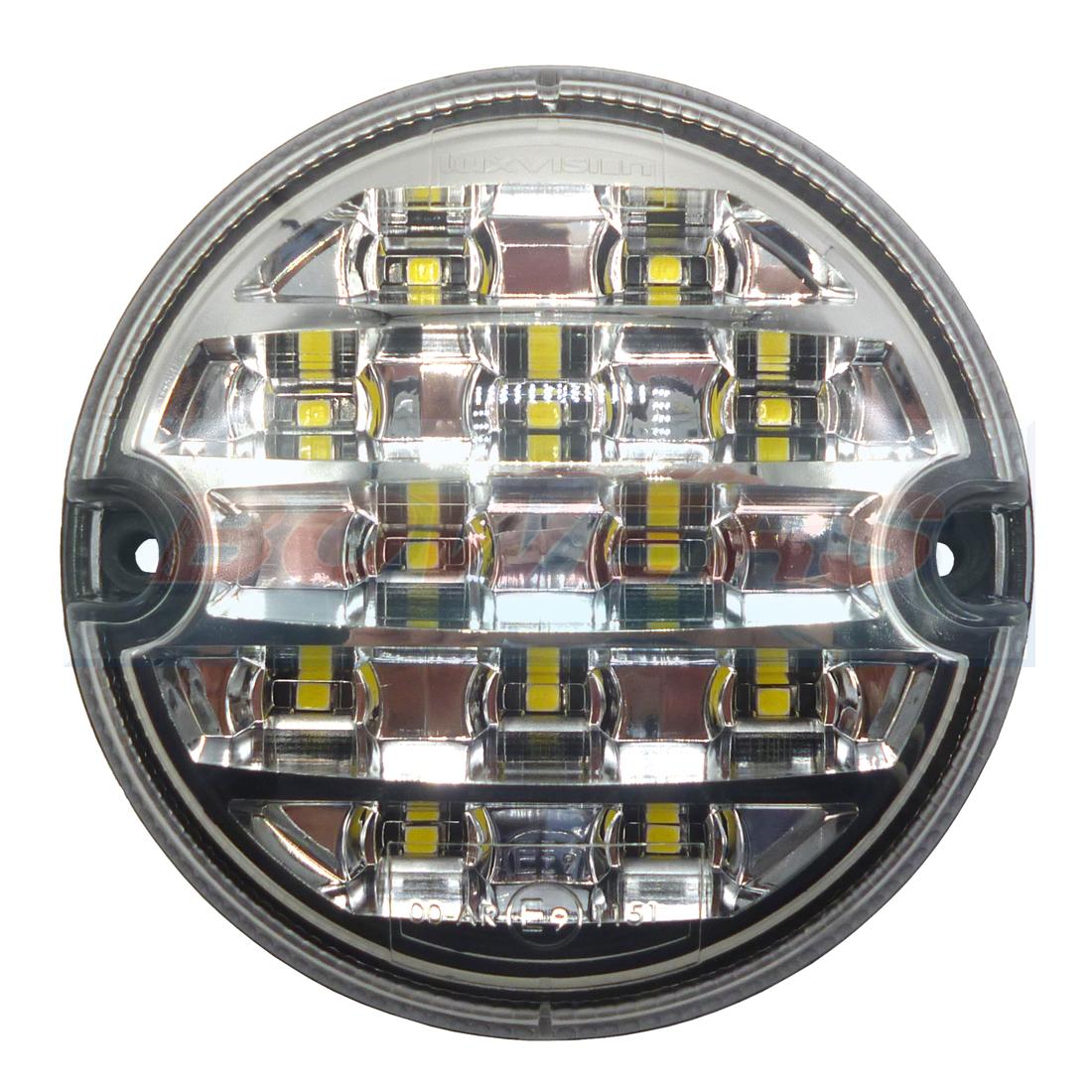 12v led flasher relay wiring land rover defender nas style 95mm led reverse or front ... 12v led reverse lights wiring