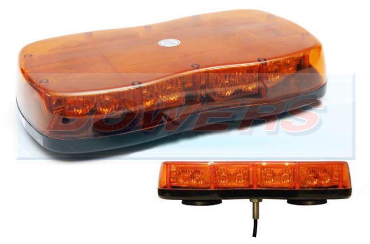 12v24v single bolt on mini slim led flashing amber light bar single point mini led amber lightbar aloadofball Images
