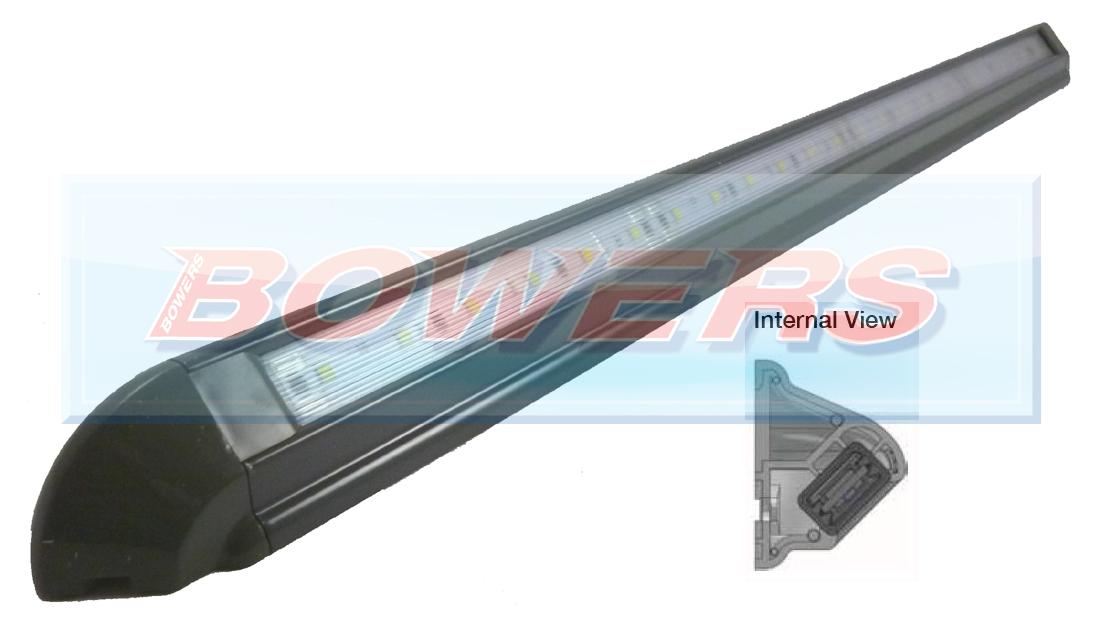 91 Led Caravan Awning Light 12v Flexible Outdoor Led