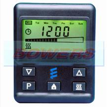 Eberspacher D1LC/D3LC Compact + D5LC Heater 12v/24v 7 Day Timer Controller With Diagnostics 70110005