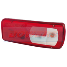 Genuine Vignal 055030 LC8 Rear Right Hand Offside Combination Tail Lamp/Light Lens For DAF CF/XF 2012->