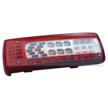 Genuine Vignal LC10 LED Rear Left Hand Nearside Combination Tail Lamp/Light For Volvo FM
