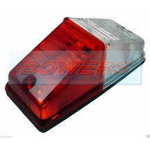 Genuine Vignal FE81 Red/Clear Marker Lamp/Light