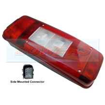 Hella Rear Right Hand Combination Tail Lamp/Light Unit For DAF CF, LF, XF 2012->