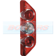 Hella Caraluna Modular Caravan/Motorhome Left Hand Nearside Rear Tail Lamp/Light 2VP343520011