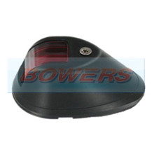 12v/24v Red LED Truck/Lorry Roof Cab Top Marker/Position Lamp/Light
