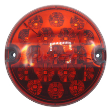 Land Rover Defender NAS Style 95mm LED Stop/Tail Lamp/Light Upgrade 12v/24v