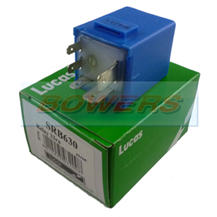 Genuine Lucas SRB630 33441 12v 33RA 60A 5 Pin Split Charge Relay