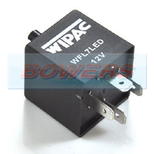 Wipac WFL7LED Land Rover Defender 90/110 LED Flasher Unit Relay