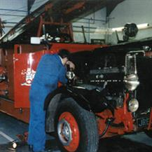 Classic Tractor, Truck & Bus Servicing