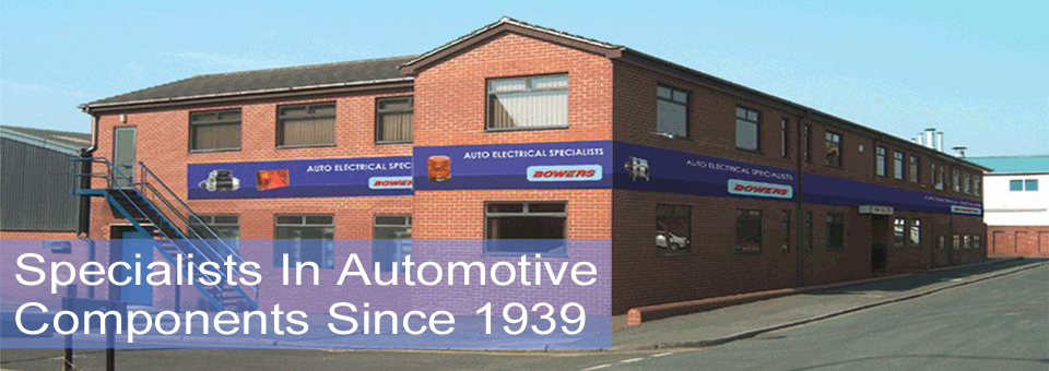 Specialists In Automotive Components