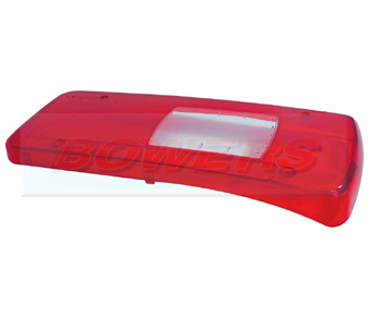 Vignal LC11 LED 060010 Rear Light Lens For Iveco Stralis
