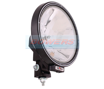 "Sim 3227 9"" Round Spot/Driving Lamp/Light With Side/Position Light 1.3227.0000004"