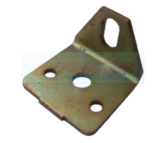Eberspacher Heater Angled Bracket For Fuel Metering Pump / Exhaust Silencer 201348030002