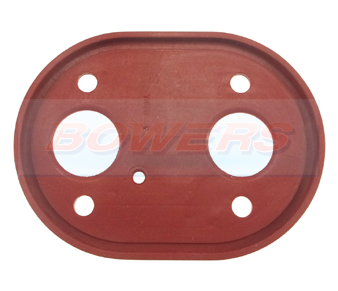 Eberspacher D3LC Compact Heater Base Gasket 251822010002