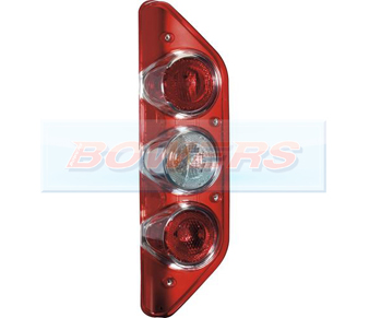 Hella Caraluna Modular Coachman VIP And Laser Left Hand Rear Light