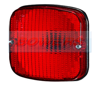 Sim 3132 Flush Fitting Stop/Tail Light
