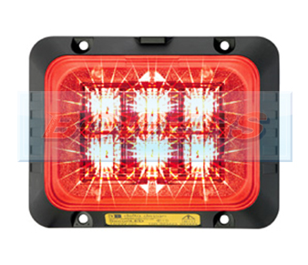 Red Vision Alert/Delta Design SecuriLED