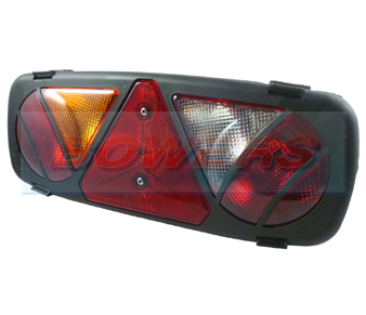 Rubbolite M800 800/01/01 Rear Light