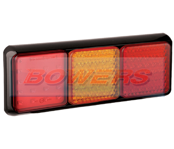 LED Autolamps 80BFARME