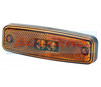 Rubbolite M891 Amber LED Marker Light
