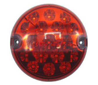 Land Rover NAS Style 95mm LED Stop/Tail Light Upgrade