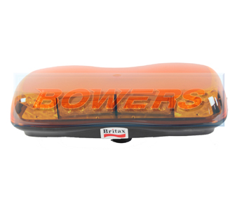Brtax A481.00.LDV LED Amber Light Bar