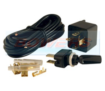 12v Spot Light Wiring Kit With Switch
