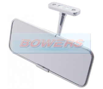 Stainless Steel Interior Mirror