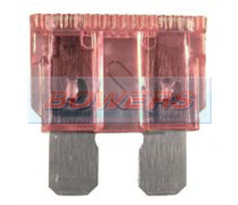 Standard Blade Fuse 10pk 4amp Pink BOW9071003.04