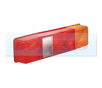 Rear Combination Tail Lamp/Light Lens For Ford Transit Tipper BOW9988005