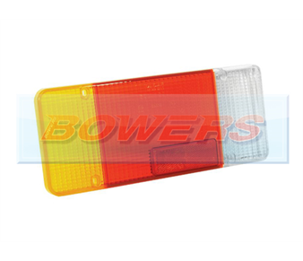Rear Nearside Combination Tail Lamp/Light Lens For Citroen/Fiat/Iveco/Peugeot Commercial Vehicles BOW9988023
