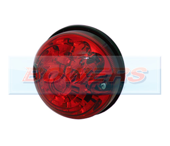 73mm Rear LED Red Stop/Tail Light Upgrade  BOW9991441