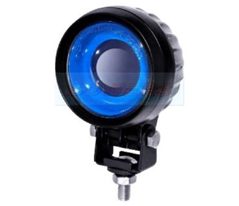 Blue Arrow LED Forklift Safety Warning Light