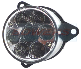 55mm Combinable Rear Inner LED Clear Indicator Light