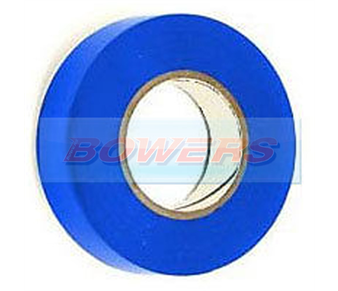 Blue Insulation/PVC Tape 19mm x 20m BOW9994021