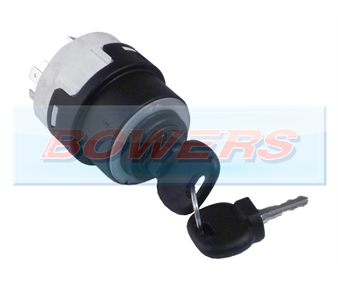 12v/24v Universal Water Resistant 5 Position Ignition Switch BOW9996217