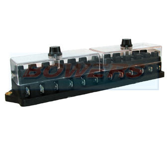 12 Way Standard Blade Fuse Box BOW9997075