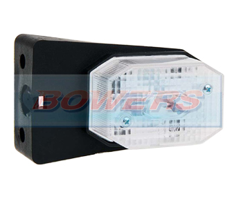 FT-001BI White Front Marker Light