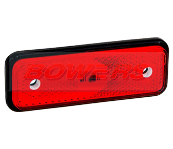 Red LED Rear Marker Light FT-004CLED