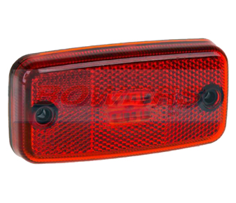Red LED Rear Marker Light FT-019CLED