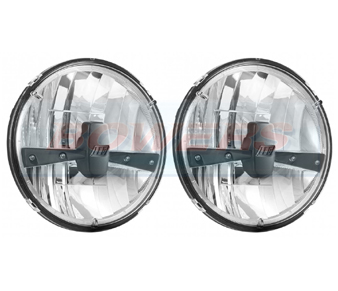 "LED Autolamps HL175 7"" Inch LED Headlights"